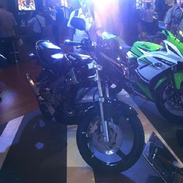 Kawasaki Ninja 150 RR Masih Jagoan Kawasaki