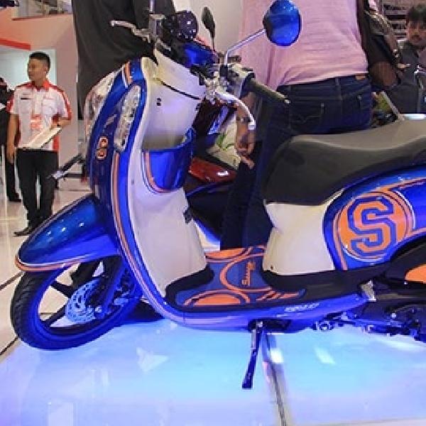 Honda Luncurkan Dua Model Baru diajang IMoS 2014