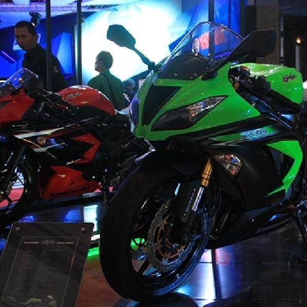 Kawasaki Tawarkan program Khusus untuk pembeli ER6N dan Ninja 650 diajang IMoS 2014