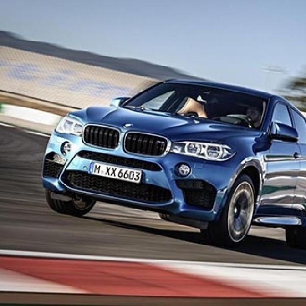 BMW X6 M Performance 2015 Sama Cepatnya Dengan BMW M3 Coupe