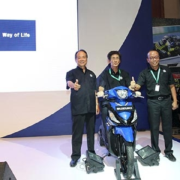 Suzuki Torehkan Rekor Baru di IMoS 2014