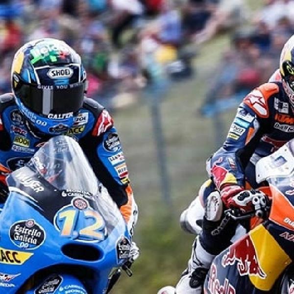 Marquez Dan Miller Akan Memperebutkan Gelar di Valencia