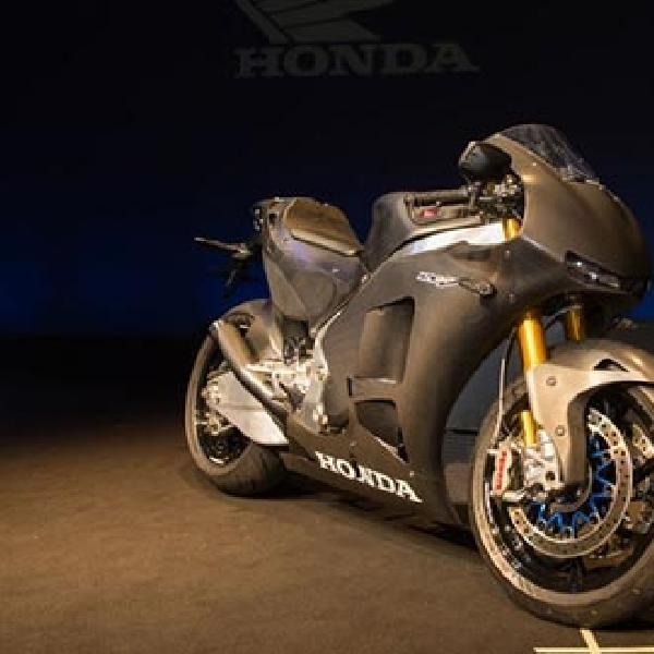 Honda Luncurkan RC213V-S, Motor Marc Marquez Versi Jalan Raya