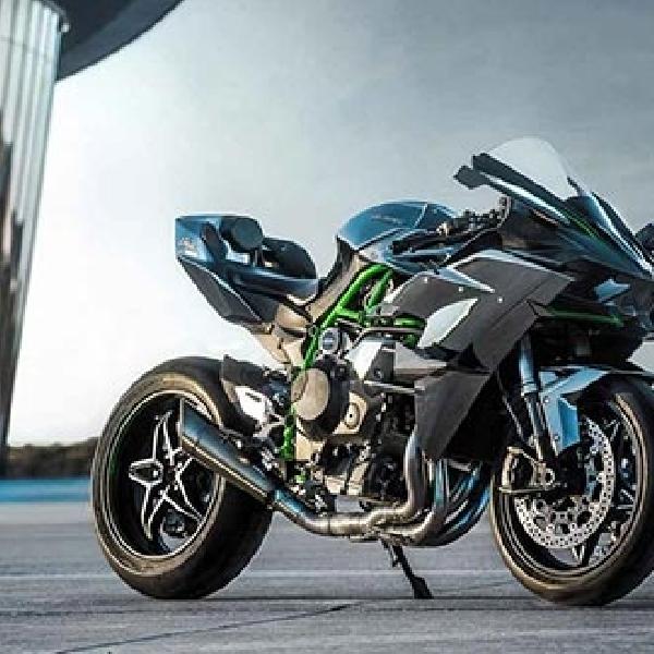 Kawasaki Ninja H2 Resmi Diluncurkan, Pakai Mesin Supercharged!