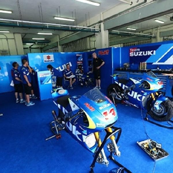Suzuki Akan Memulai Debut MotoGP di Valencia