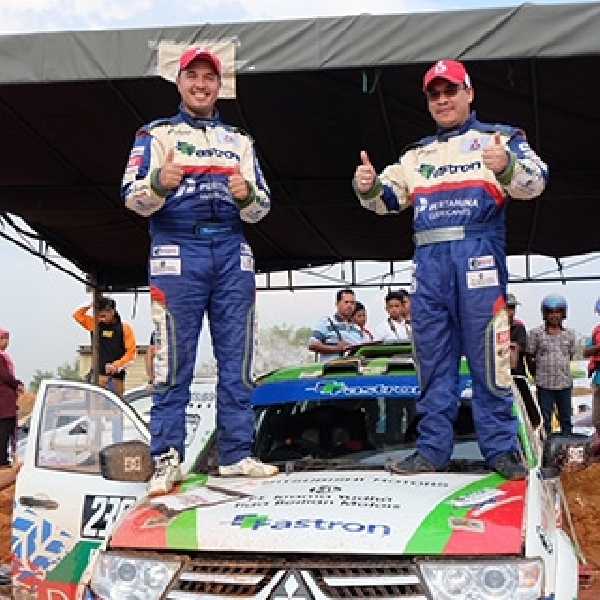 Pertamina Fastron Offroad Team Juara Best Over All