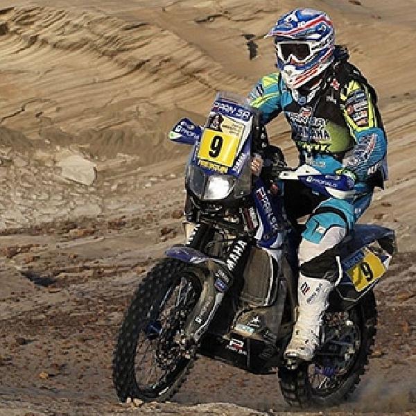 Yamaha WR450F Rally Diracik Khusus untuk Rally Dakar 2015