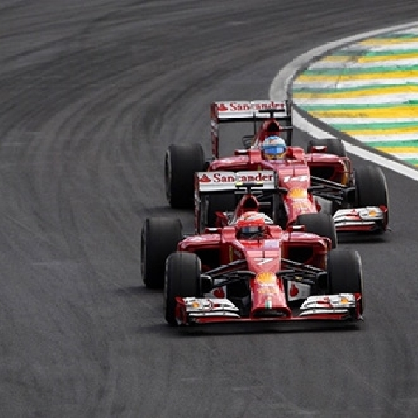 Alonso Puas Bisa Kalahkan Raikkonen