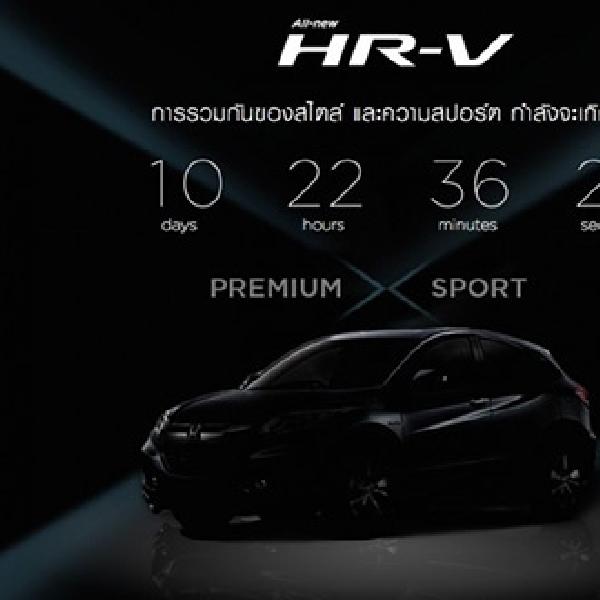 Pekan Depan Honda HR-V Menghentak Thailand