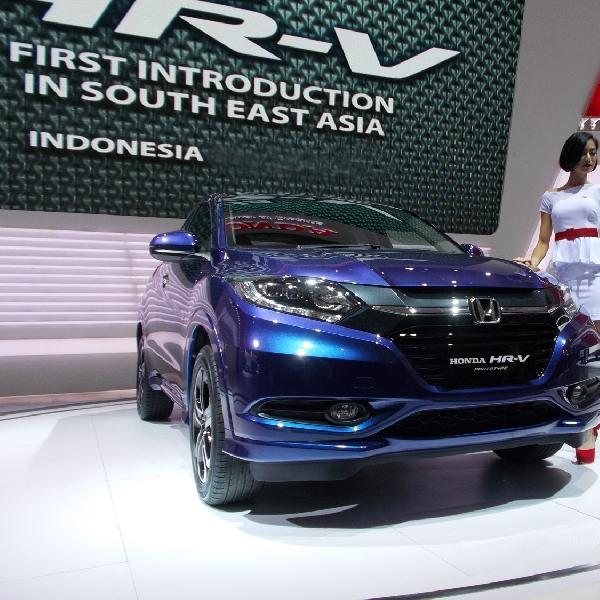 Roadshow Honda HR-V Sambangi Kota Malang