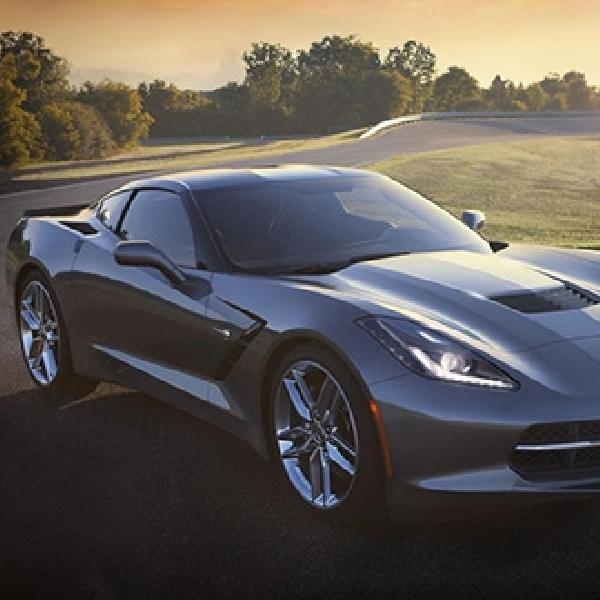 Terkait Suara Knalpot Berisik, Penjualan Corvette Stingray Terganggu