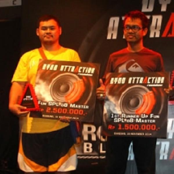Fong Kembali Menjadi Jawara SPL di Bandung