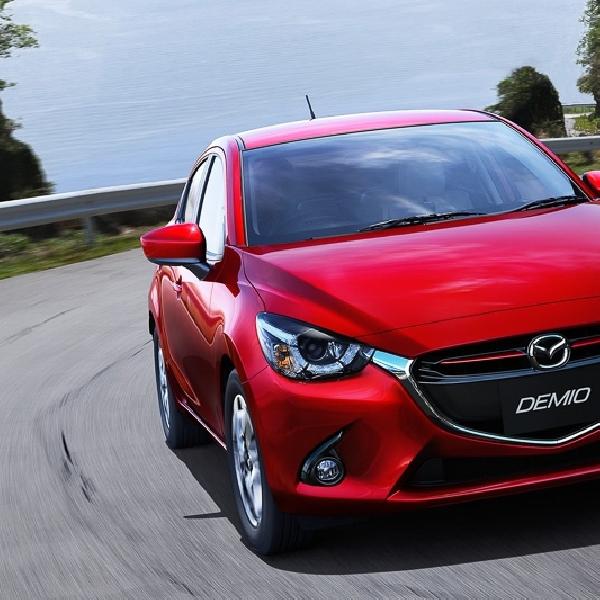 All New Mazda2 Sedan Tampil Perdana Pekan Depan Pakai Mesin Diesel