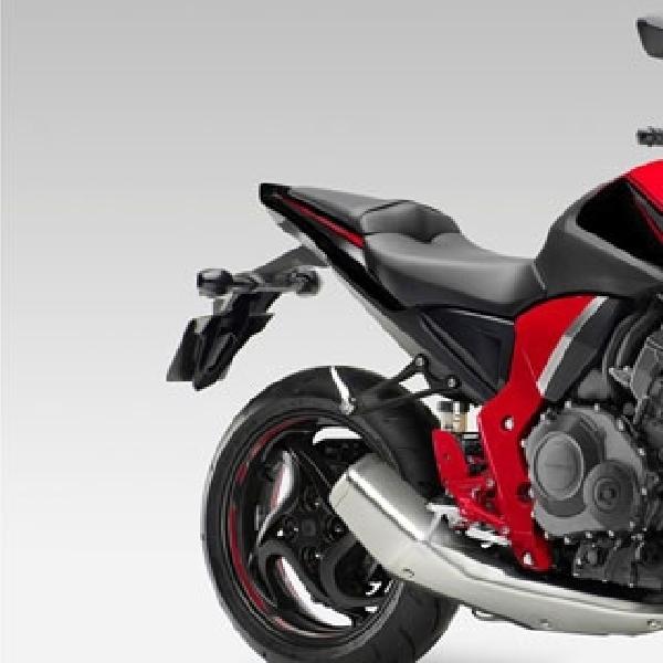 Ini Dia Warna-Warna Baru Moge Honda
