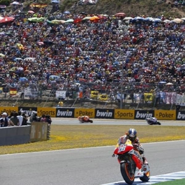 Penonton MotoGP Hampir Tembus 2,5 Juta Dalam Satu Musim