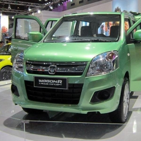 Tantang Datsun Go+, Suzuki Hadirkan Karimun Wagon R 7-Seater