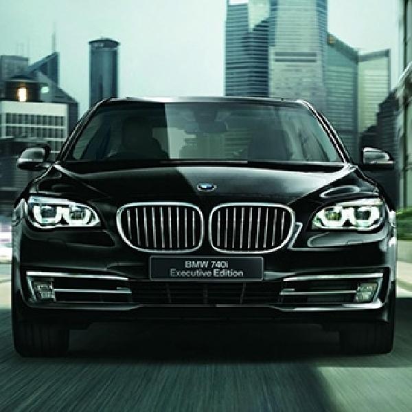 BMW Rilis Edisi Eksklusif 740i Untuk Pasar Jepang