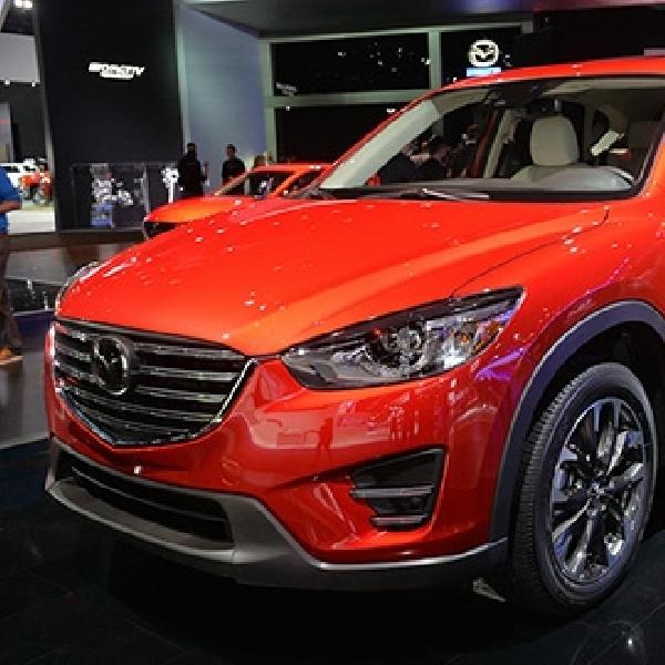 Wajah Baru Mazda CX-5 Muncul di Los Angeles Auto Show
