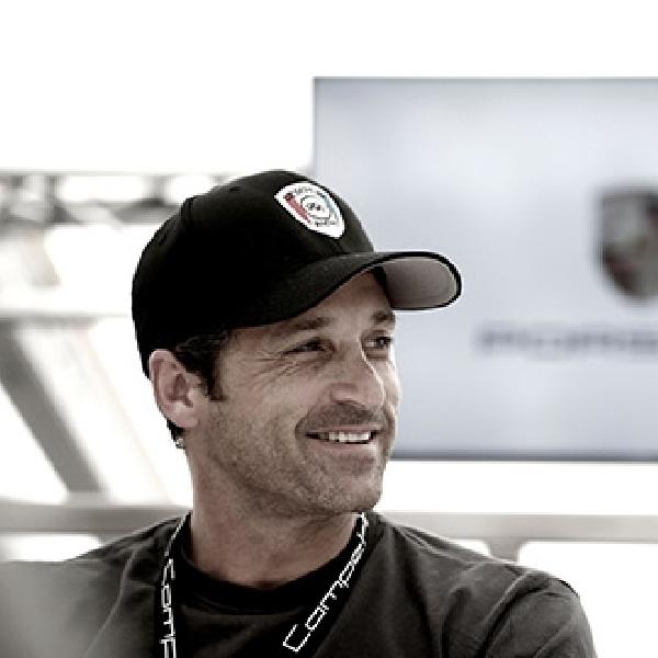 Patrick Dempsey 'Grey's Anatomy' mengikuti kontes World Endurance Championship bersama Porsche