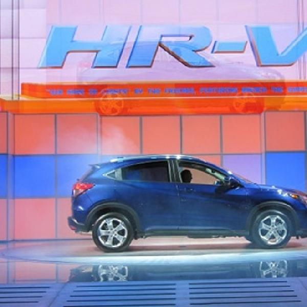 Penampilan Perdana Honda HRV dan Acura ILX di Los Angeles Auto Show 2014