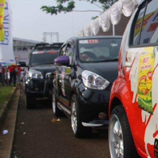 Wisata Rally Ajak Masyarakat Eksplor Objek Wisata Tangerang Selatan
