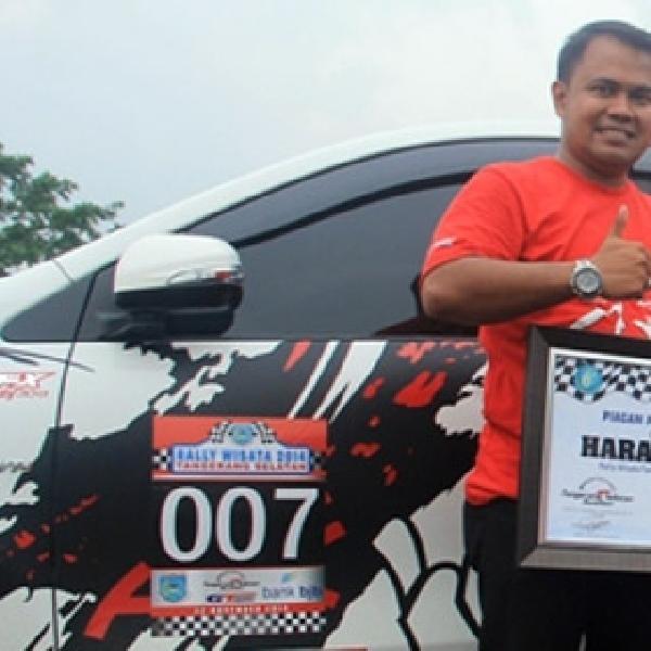 Toyota Avanza Club Indonesia Gondol Juara 1 Rally Wisata Tangsel 2014