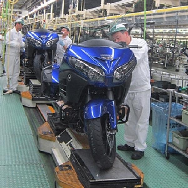 Honda Rayakan Produksi Motor ke-300 Juta Unit