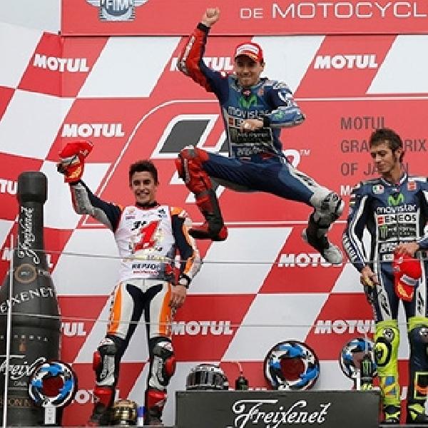 Motul Akan Menjadi Sponsor GP Jepang dan GP Assen
