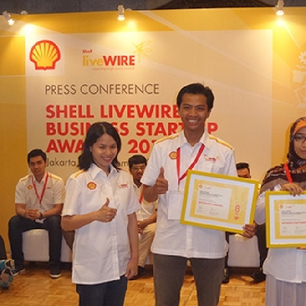 Shell Indonesia Umumkan 10 Pemenang Shell LiveWire BSA 2014