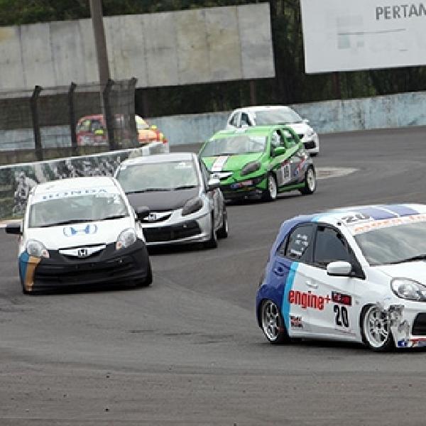 Honda Jazz dan Honda Brio Speed Challenge Masuki Putaran Terakhir