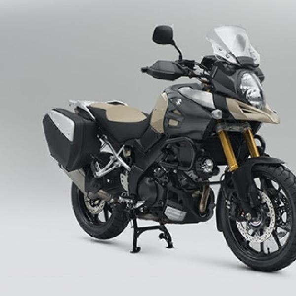Suzuki V-Strom 1000 Edisi Gurun