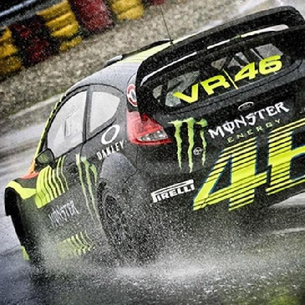 Rossi Kembali Ikut Ajang Monza Rally Show 2014