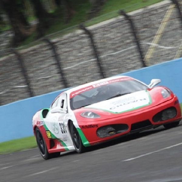 Ferrari F430 Competizione Indonesia Kembali Semarakkan ISSOM