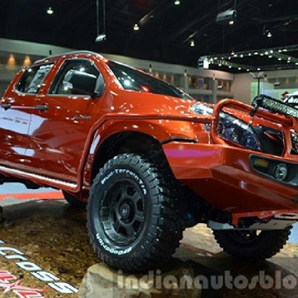 Dua Model Isuzu D-Max Special Edition Hentak Thailand Motor Expo 2014