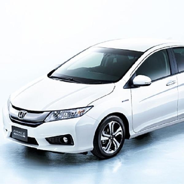 Honda Kenalkan Model Hybrid Terbaru
