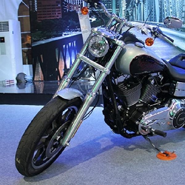 Harley-Davidson Model Year 2015 untuk Indonesia