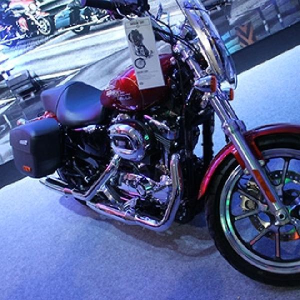 2.000 Bikers Harley-Davidson Bakal Padati Senayan City Akhir Pekan Ini