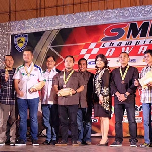 Rifat Sungkar Mendukung Kiprah SMN di Dunia Otomotif Indonesia