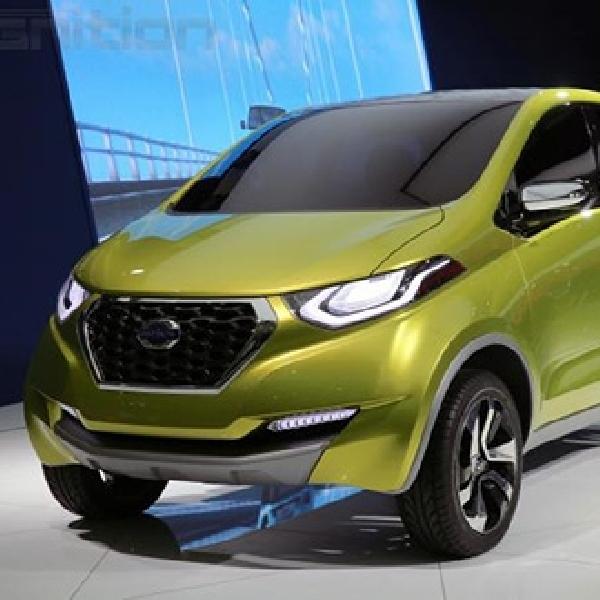 Datsun Redi-Go Meluncur Pertengahan Tahun Depan