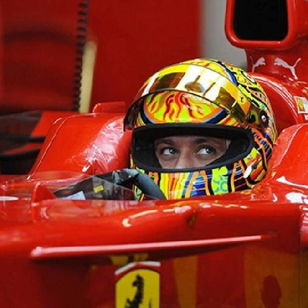 Rossi Tepis Gosip Hengkang ke Ferrari