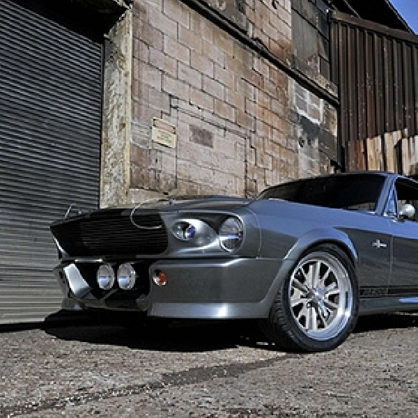 Ford Mustang Eleanor 'Gone in 60 Seconds' Ini Dilelang