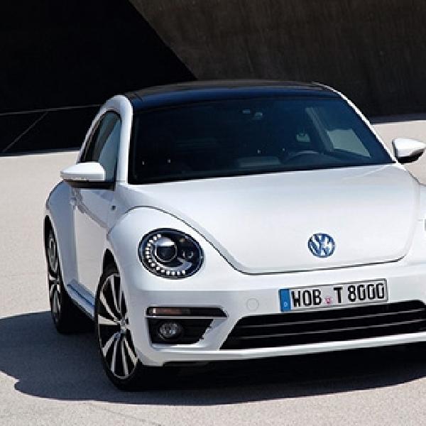 Volkswagen Beetle Terpaksa Ditarik Kembali