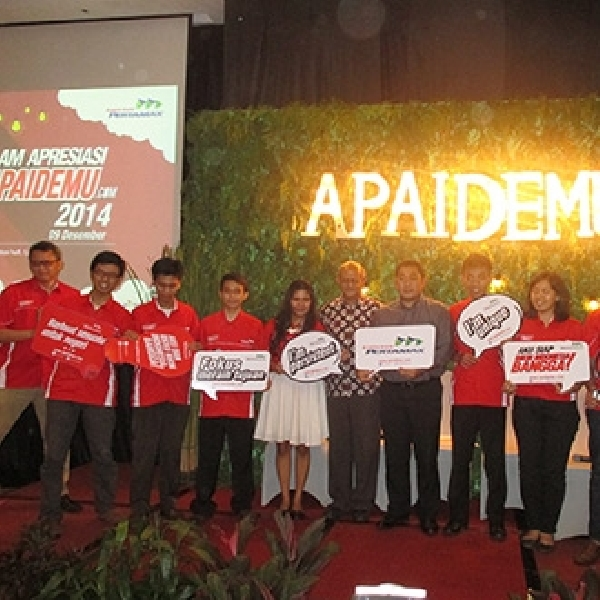 Oki Menjadi Juara Pertama Kompetisi Pertamax Apaidemu 2014