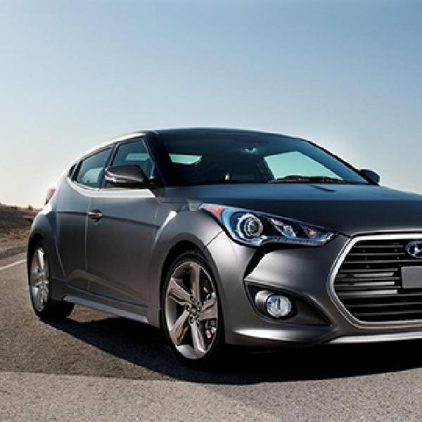 Hyundai Hentikan Penjualan Veloster
