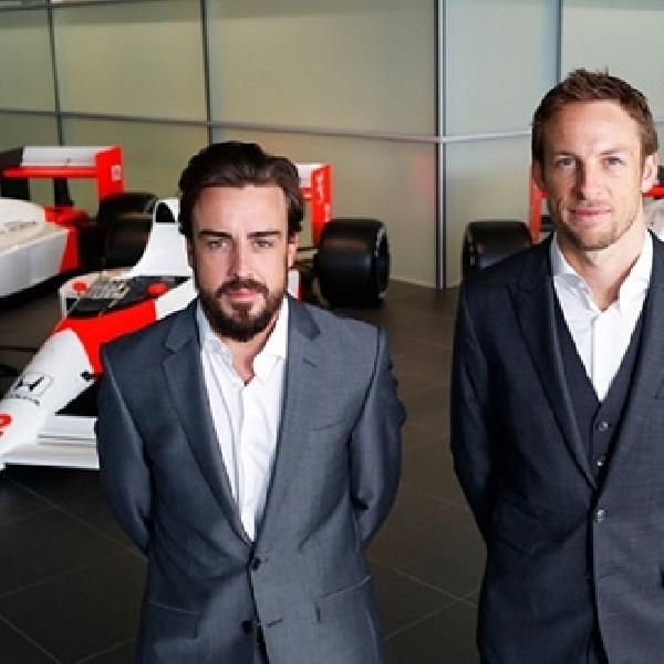 McLaren Umumkan Joki Musim 2015
