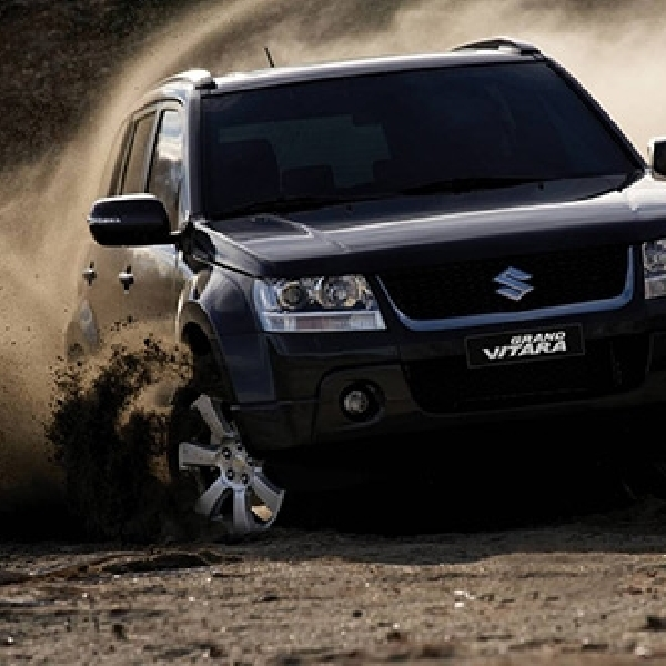 Suzuki Hentikan Produksi Grand Vitara dan Kizashi