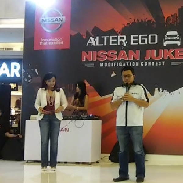 Inilah King of Juke Alter Ego Modification Contest