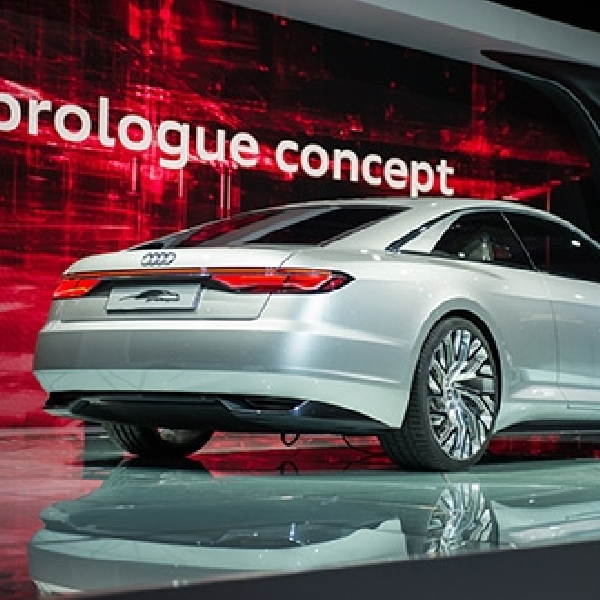 New Audi A6 Terinspirasi Styling Prologue