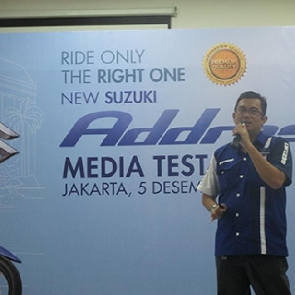 Suzuki Siapkan Jaringan Dealer Baru