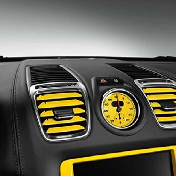 Proyek Terbaru Porsche Exclusive Hasilkan cayman S Racing